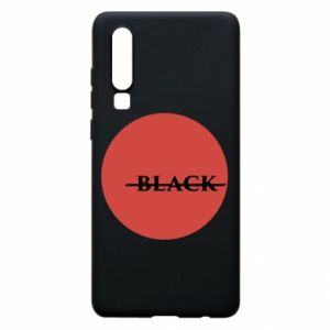 Phone case for Huawei P30 Вlack