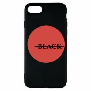 iPhone 7 Case Вlack