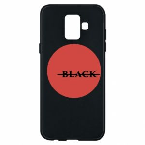 Phone case for Samsung A6 2018 Вlack