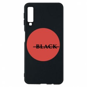 Phone case for Samsung A7 2018 Вlack