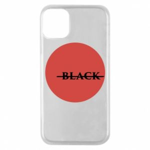 iPhone 11 Pro Case Вlack