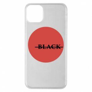 iPhone 11 Pro Max Case Вlack
