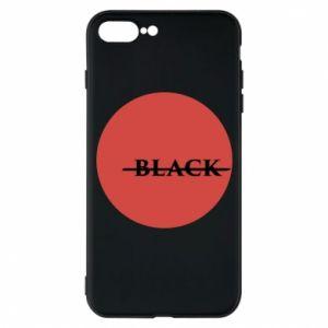 iPhone 7 Plus case Вlack