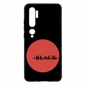 Xiaomi Mi Note 10 Case Вlack