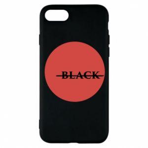 iPhone 8 Case Вlack