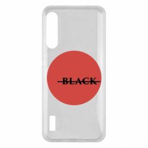 Xiaomi Mi A3 Case Вlack