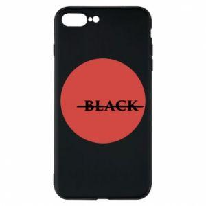 Etui na iPhone 8 Plus Вlack
