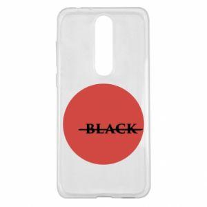 Nokia 5.1 Plus Case Вlack