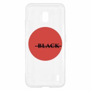 Nokia 2.2 Case Вlack