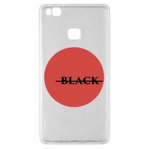Huawei P9 Lite Case Вlack