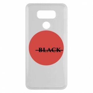 LG G6 Case Вlack