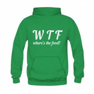 Kid's hoodie W T F ?