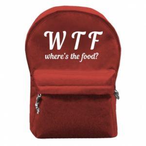 Plecak z przednią kieszenią W T F ?