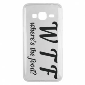 Phone case for Samsung J3 2016 W T F ?