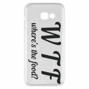 Phone case for Samsung A5 2017 W T F ?