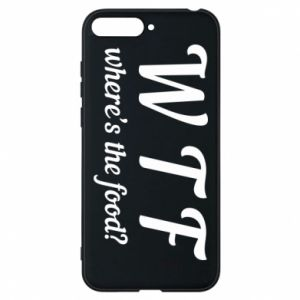 Phone case for Huawei Y6 2018 W T F ?