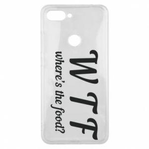 Phone case for Xiaomi Mi8 Lite W T F ?