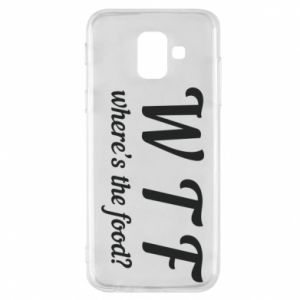 Phone case for Samsung A6 2018 W T F ?