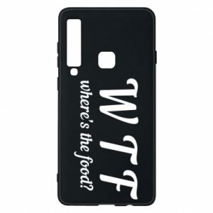 Phone case for Samsung A9 2018 W T F ?