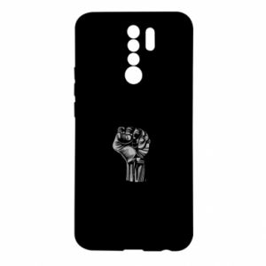 Xiaomi Redmi 9 Case In a healthy body