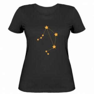 Women's t-shirt Libra Сonstellation