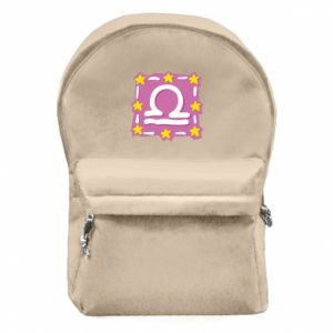 Backpack with front pocket Wagi - PrintSalon