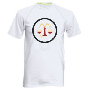 Męska koszulka sportowa Wagi - PrintSalon