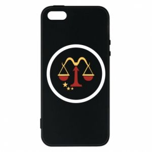 Phone case for iPhone 5/5S/SE Libra