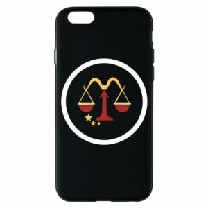 Phone case for iPhone 6/6S Libra