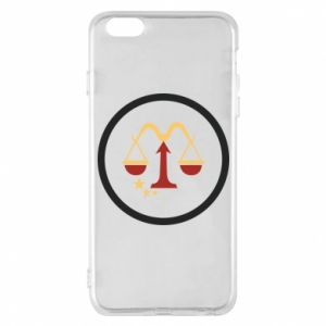 Phone case for iPhone 6 Plus/6S Plus Libra