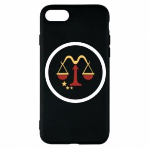 Phone case for iPhone 7 Libra