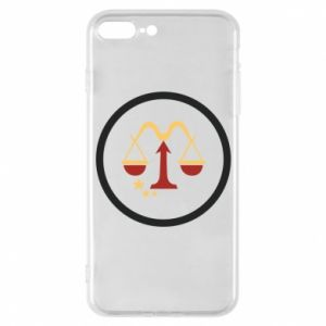 Phone case for iPhone 7 Plus Libra