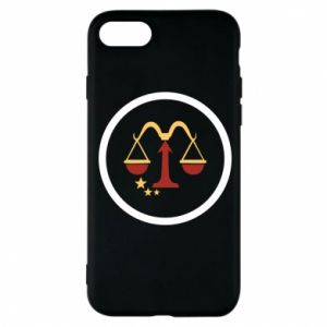 Phone case for iPhone 8 Libra