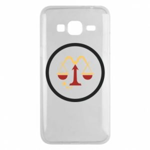 Phone case for Samsung J3 2016 Libra