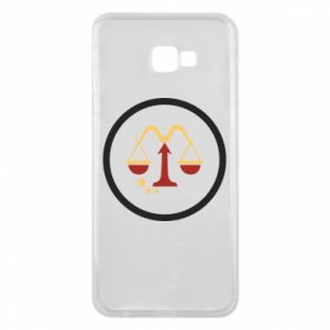 Phone case for Samsung J4 Plus 2018 Libra