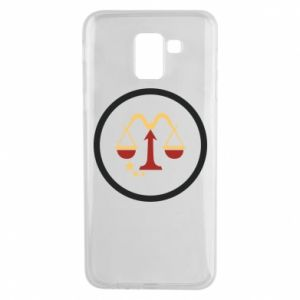 Phone case for Samsung J6 Libra