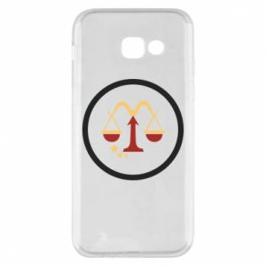 Phone case for Samsung A5 2017 Libra