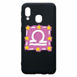 Phone case for Samsung A40 Wagi - PrintSalon