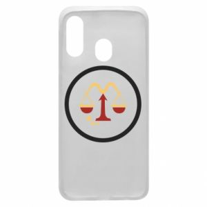 Phone case for Samsung A40 Libra