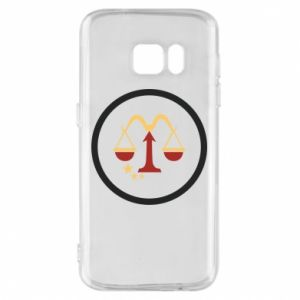 Phone case for Samsung S7 Libra