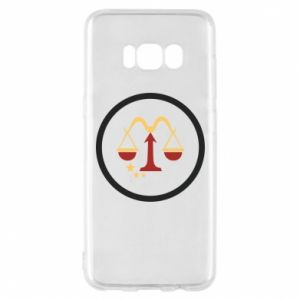Phone case for Samsung S8 Libra