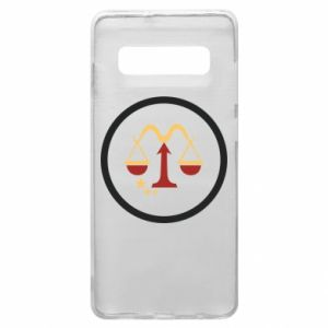 Phone case for Samsung S10+ Libra