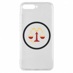 Phone case for Huawei Y6 2018 Libra