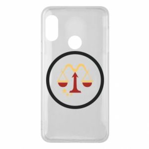 Phone case for Mi A2 Lite Libra