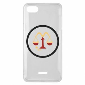 Phone case for Xiaomi Redmi 6A Libra