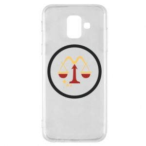 Phone case for Samsung A6 2018 Libra