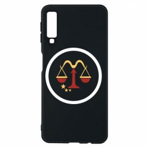 Phone case for Samsung A7 2018 Libra