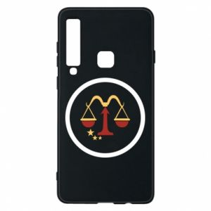 Phone case for Samsung A9 2018 Libra