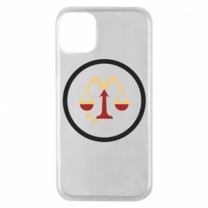Phone case for iPhone 11 Pro Libra
