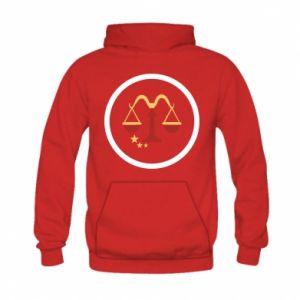 Kid's hoodie Libra